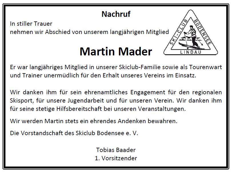 Nachruf_Martin_Mader